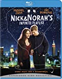 Nick & Norahs Infinite Playlist (+ BD Live) [Blu-ray]