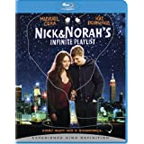 Nick & Norah's Infinite Playlist (+ BD Live) [Blu-ray] ~ Michael Cera
