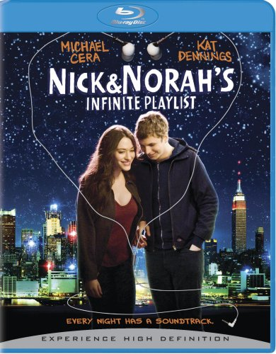 Nick & Norah's Infinite Playlist + BD Live [Blu-ray]