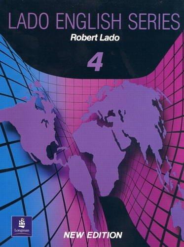 Workbook: Level 4 Workbook (Lado English Series)