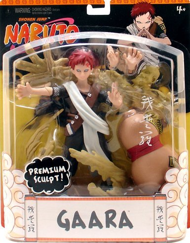 Picture of Mattel Gaara - Naruto 8