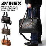 (アビレックス) AVIREX ラルガ(LARGA)2WAY ボストンバッグ ショルダーバッグ AVX983