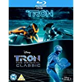 Tron/Tron Legacy [Blu-ray] [Region Free]by Michael Sheen