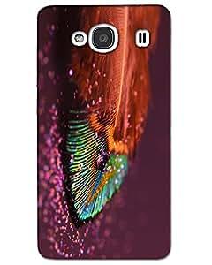 MobileGabbar Xiaomi Redmi 2 Back Cover Printed Designer Hard Case