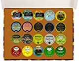 Tea Deluxe Variety Count for Keurig K-Cup Brewers, 20 Count