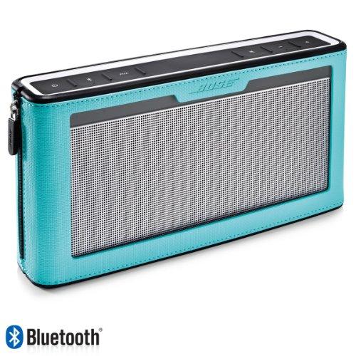 Bose Soundlink® Bluetooth® Mobile Speaker Iii & Blue Cover - Bundle