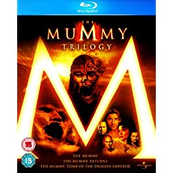 Mummy 1-3 [Blu-ray]