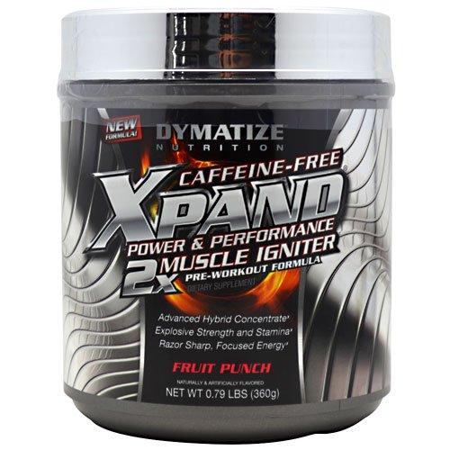 Dymatize Nutrition Xpand 2X Supplements, Fruit Punch, 36 Count