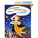The Borrowed Hanukkah Latkes (Albert Whitman Prairie Books)