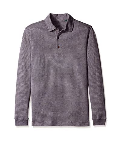 Bobby Jones Men's Long Sleeve Leader Polo