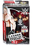Mattel, WWE, Elite Series Exclusive Action Figure, Brock Lesnar (Lesnar Breaks the Streak 21-1)