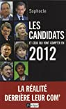 Les candidats 2012