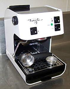 Amazon.com : Starbucks-Barista-RARE-White-Coffee-Espresso-Maker-SIN-006-Saecoks-Barista-RARE ...