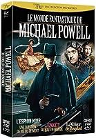 Le Monde fantastique de Michael Powell : L'espion noir / Une question de vie ou de mort / La conquête du bout du monde / Le voleur de bagdad [Blu-ray + DVD] [Combo Blu-ray + DVD]
