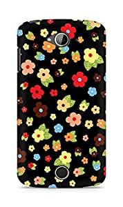Amez designer printed 3d premium high quality back case cover for Acer Liquid Z530 (Cute Pattern 1)