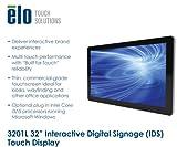 ELO 3201L 32-inch Interactive Digital Signage Display (IDS) / E415988 /