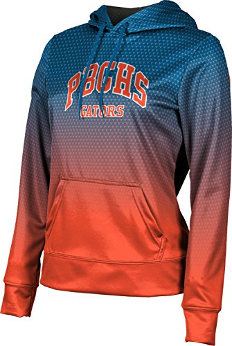 Prosphere Women 39 S Palm Beach Gardens High School Zoom Pullover Hoodie X Small