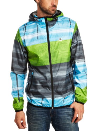 Billabong Polight Men's Jacket Green Small