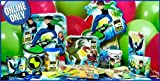 Ben 10 Party Supplies Tableware for 16 Guests [Toy] [Toy]
