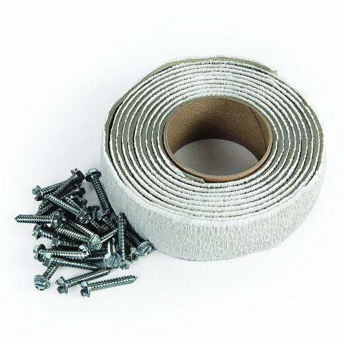 Camco 25003 Universal Vent Installation Kit with Putty Tape