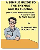 A Simple Guide to the ThymusGland and Its Functions (What You Need to Produce Mature T-cells to Fight Germs) (A Simple Guide to Medical Conditions)