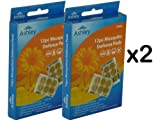 PACK OF 24 x ANTI MOSQUITO STICKY PADS - DEET FREE - SUITABLE INDOORS & OUTDOORS - CITRONELLA OIL EXTRACT (ANTI-MOSQUITO) - APPLY TO THE CLOTHING - No Sprays / No Lotions