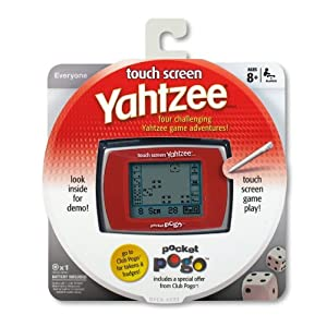 POGO Yahtzee!