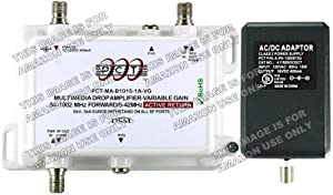 PCT 1-Port Variable Gain Signal Amplifier With Active Return