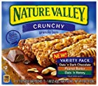Nature Valley Variety Pack Crunchy Granola Bars 8.98 oz