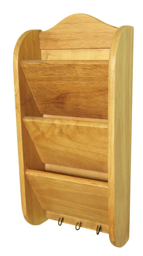 Amazon Com Fox Run Brands Wooden Letter Rack Kitchen