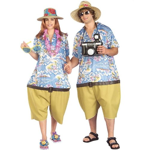 Couples Tacky Traveler Costumes Best Costumes For Halloween