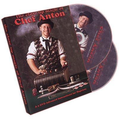 the-close-up-magic-of-chef-anton-2-dvd-set-dvd