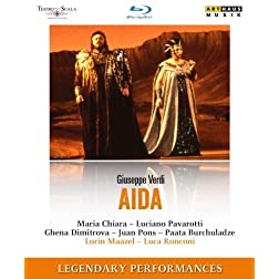 Verdi: Aida - Teatro alla Scala, Milan, 1985 [Blu-ray]