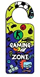 Seven Rays Gaming Zone Door Hanger