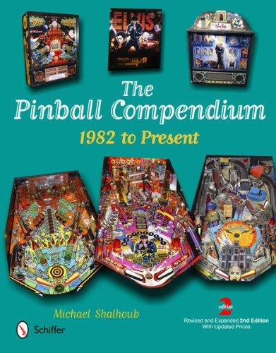 The Pinball Compendium: 1982 to Present PDF