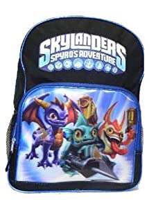 "Skylanders Spyro's Adventyre 16"" 3D Backpack"