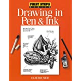 Drawing in Pen & Ink (First Steps) ~ Claudia Nice