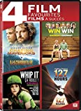 Chasing Mavericks / Win Win / 127 Hours / Whip It (Bilingual)