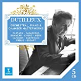 Dutilleux: Orchestral, Piano & Chamber Masterworks