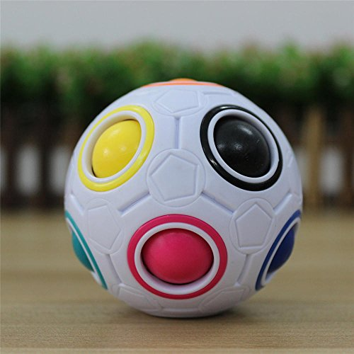 GoodPlay Yongjun YJ Rainbow Magic Ball Speed Cube Puzzle(+One Customized Bag) (Ball Customized compare prices)