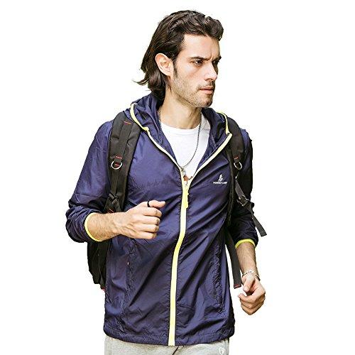 Pioneer-Camp-Mens-Super-Lightweight-Jacket-Hooded-Windbreaker-Skin-Coat