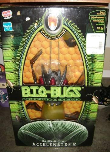 Hasbro B.I.O.-Bugs Xa.04-B.I.O. Acceleraider