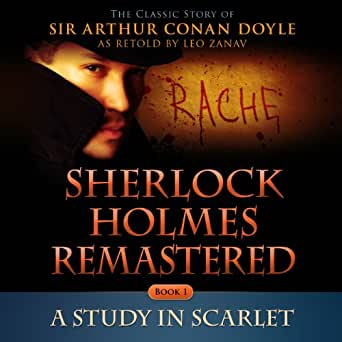 an analysis of detective story sherlock holmes by arthur conan doyle Sir arthur conan doyle, the creator of the character sherlock holmes  holmes  are considered milestones in the genre of crime fiction novels.