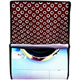 Dream Care Printed Waterproof & Dustproof Washing Machine Cover For Front Load IFB Senator Smart Touch - 8 Kg