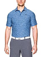 Under Armour Polo Playoff (Azul Océano)