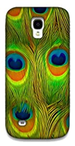 The Racoon Lean Bright Feathers hard plastic printed back case / cover for Samsung Galaxy S4 Mini