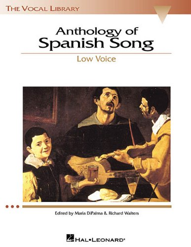 anthology-of-spanish-song-low-voice-the-vocal-library-series