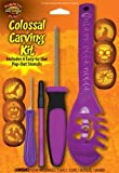 1 X Colossal Pumpkin Carving Kit (Assorted Colors)