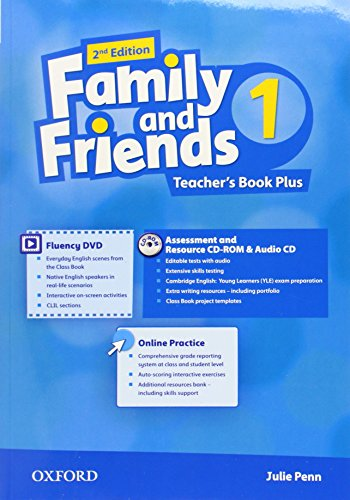 Family and Friends: Level 1: Teacher's Book Pack