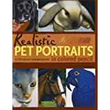 "Realistic Pet Portraits in Coloured Pencil: 23 Step-by-step Demonstrationsvon ""Anne Demille Flood"""